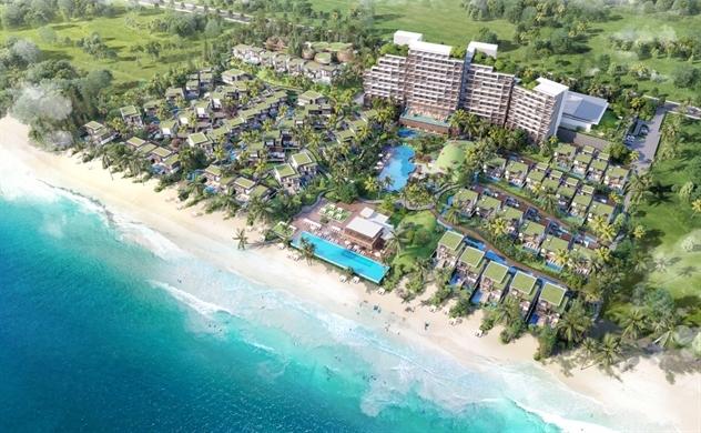 IFF Holdings và Tập đoàn Hyatt chính thức công bố dự án Hyatt Regency Ho Tram Resort & Spa
