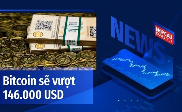 Giá Bitcoin sẽ tăng bùng nổ lên mức 146.000 USD?