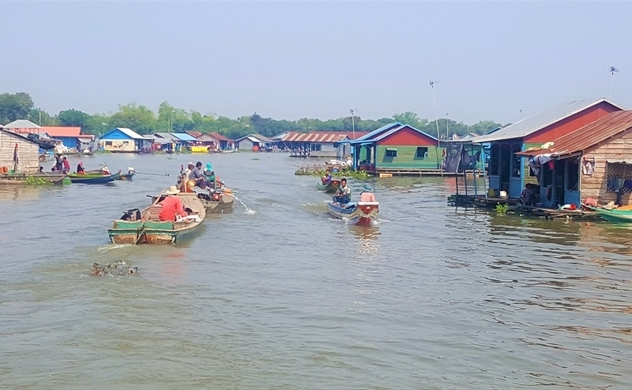 Mekong water levels to drop since China announces to hold back waters