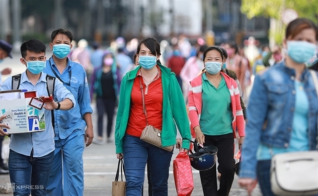 32.1 million Vietnamese workers hurt by Covid-19 in 2020