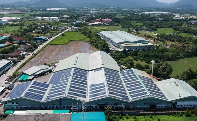 Việt Nam và Thái Lan thu hút quỹ năng lượng mặt trời của Đức