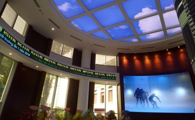 Cổ phiếu VIX chính thức giao dịch trên HOSE