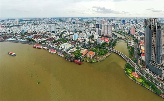 Ho Chi Minh City to limit skyscrapers in inner districts