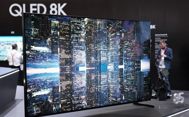 Hiệp hội 8K tăng cường tiêu chuẩn cho TV 8K