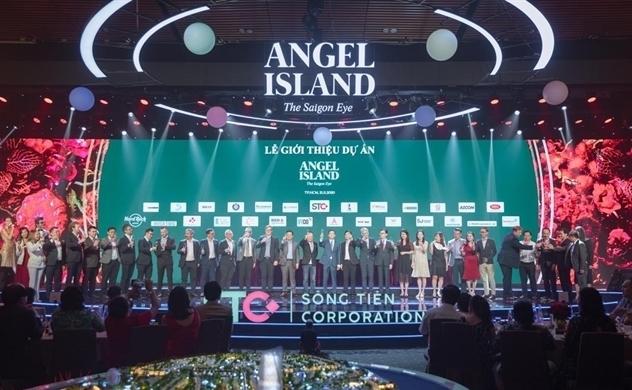Hơn 20 đối tác lớn kiến tạo đảo sinh thái Angel Island