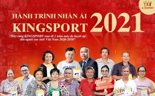 Khởi động hành trình nhân ái Kingsport 2021