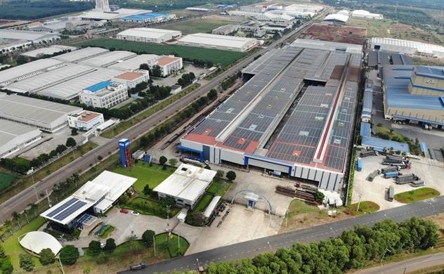 Ngân hàng UOB Việt Nam cấp khoản tín dụng xanh cho các doanh nghiệp phát triển dự án năng lượng mặt trời