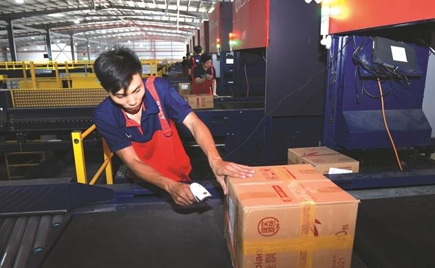 Số hóa chuỗi cung ứng