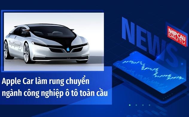 Apple Car sẽ làm rung chuyển ngành công nghiệp ô tô toàn cầu