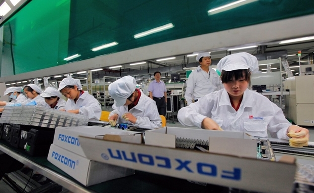 Foxconn plans to build $1.3 bln industrial park in Thanh Hoa