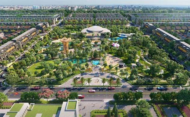Đầu tư sinh lời cùng dự án khu đô thị Gem Sky World 92 ha Long Thành