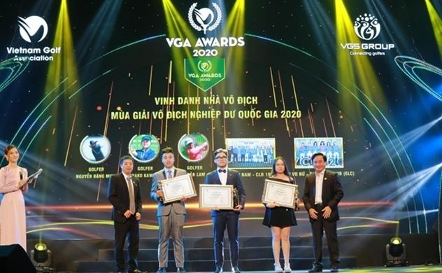 17 cá nhân và tập thể xuất sắc được vinh danh VGA Awards
