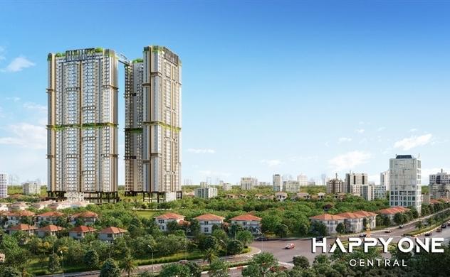 Xu hướng căn hộ thông minh giữa đô thị xanh- HAPPY ONE CENTRAL
