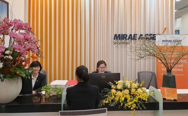 Chứng khoán Mirae Asset mở rộng thị trường phía Bắc