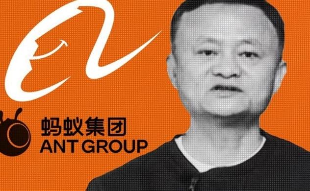 Nguy cơ sụp đổ trên đế chế của ông Jack Ma