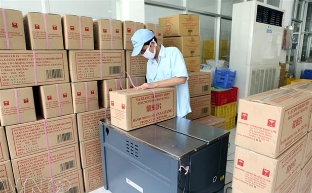 Vĩnh Hoàn mua thành công cổ phần công ty sản xuất bánh phồng tôm Sa Giang