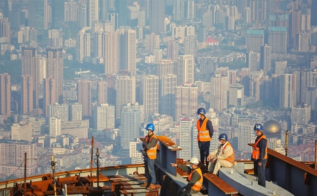 Thị trường bất động sản Trung Quốc được ví như
