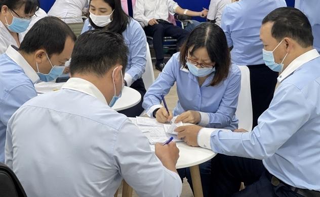 Eximbank tổ chức ngày hội hiến máu