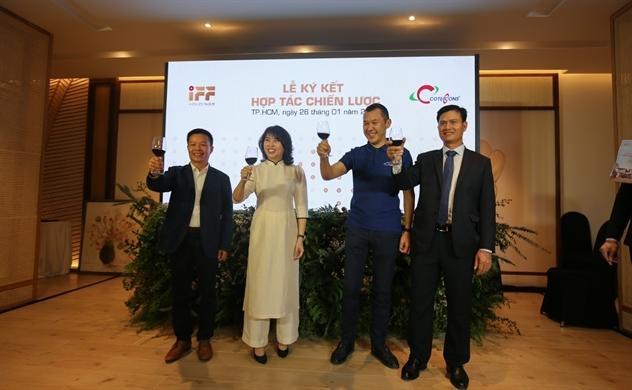 Coteccons bắt tay IFF Holdings triển khai xây dựng dự án Hyatt Regency Ho Tram Resort & Spa