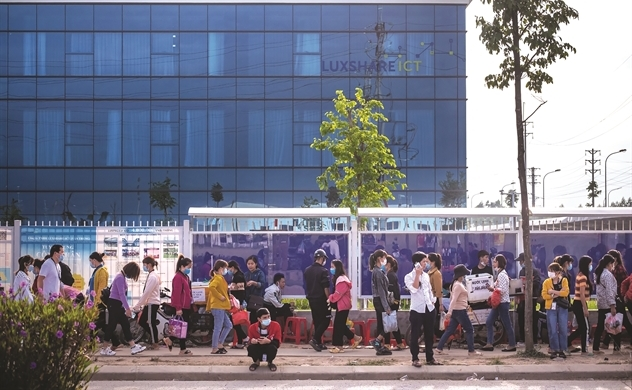 """Chờ """"nền kinh tế iPhone"""" tại Việt Nam"""