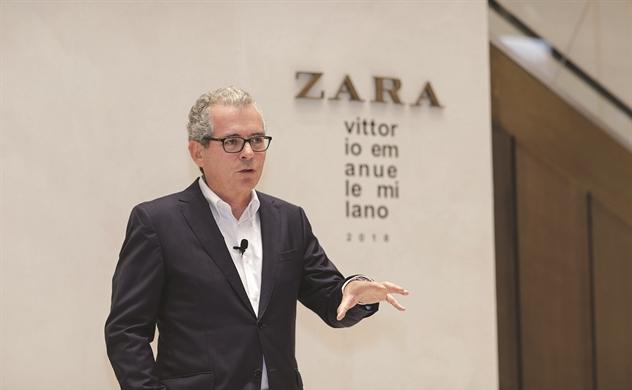 Công ty mẹ của Zara đóng bớt cửa hàng, chuyển mạnh lên trực tuyến
