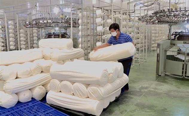 Long An khánh thành nhà máy dệt - nhuộm - Hoàn tất Trung Quy
