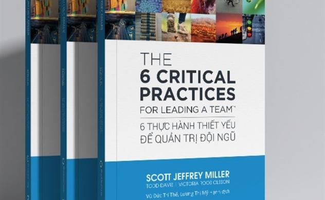5 thực hành thiết yếu để quản trị đội ngũ