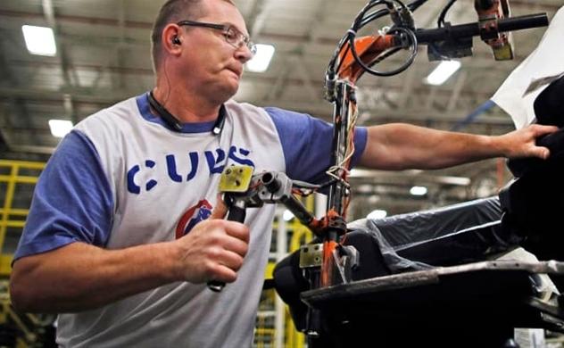Tăng trưởng kinh tế Mỹ sẽ trở lại mức trước đại dịch trong năm nay