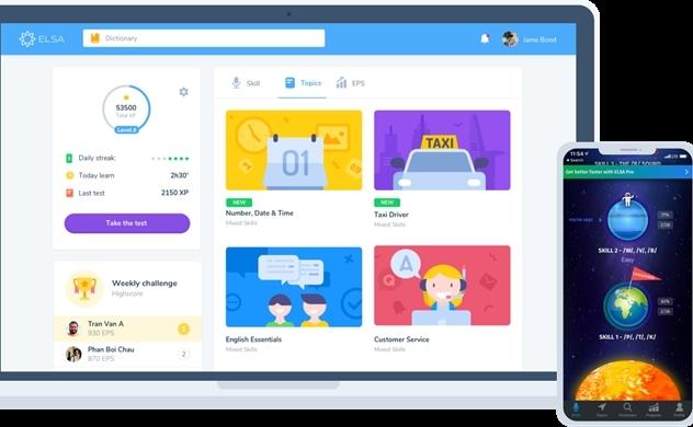 Startup Việt ELSA chính thức gọi vốn thành công 15 triệu USD