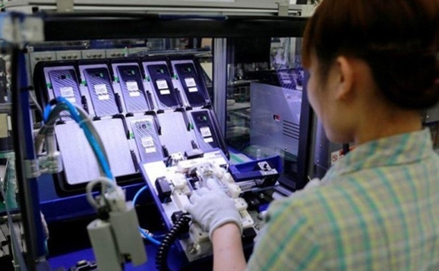 Điện thoại và linh kiện Made in Việt Nam xuất khẩu tháng 1 đạt 51 tỉ USD
