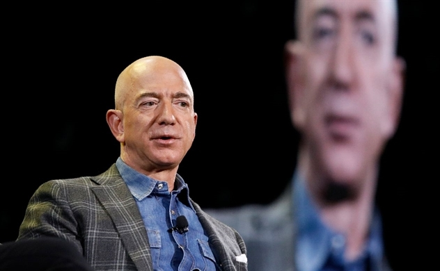Jeff Bezos to Step Down as Amazon CEO; Andy Jassy to Take Over