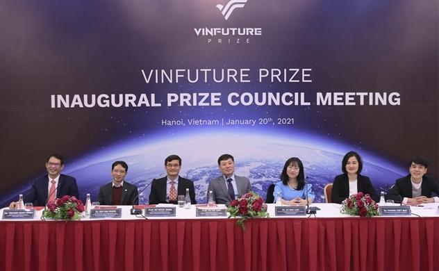 Vinfuture công bố tiêu chí giải thưởng và chính thức nhận đề xử trên phạm vi toàn cầu