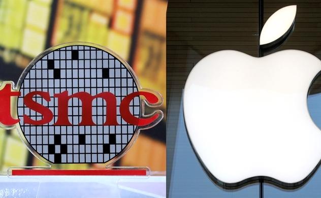 Apple hợp tác với TSMC để phát triển màn hình siêu tiên tiến