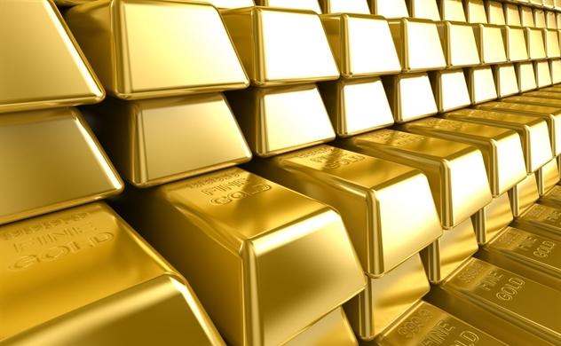 Đầu năm giá vàng giảm mạnh
