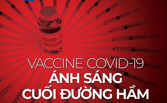 Vaccine COVID-19: Ánh sáng cuối đường hầm