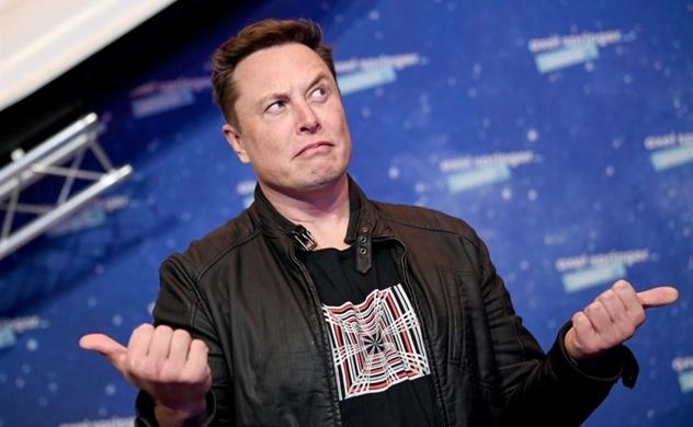 Tỉ phú Elon Musk