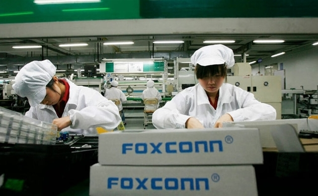 Foxconn hiring 1,000 workers in Vietnam