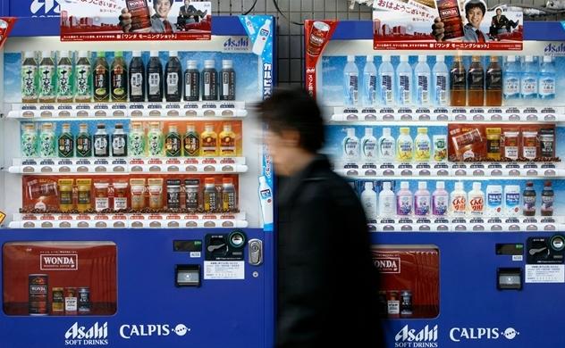Bong bóng lợi nhuận trong thị trường bia Nhật khi chương trình tiêm chủng bắt đầu