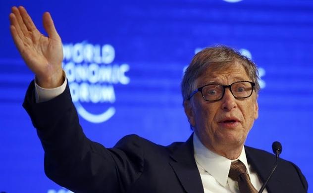 Tỉ phú Bill Gates không ủng hộ tiền ảo