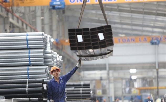 Hòa Phát lấn sân sang lĩnh vực sản xuất container