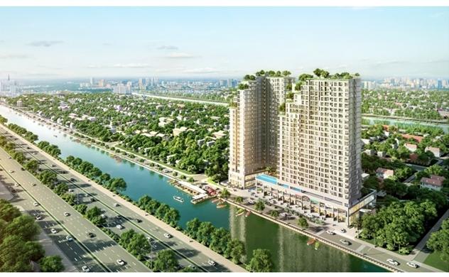 Nhà đầu tư quay về khu trung tâm TP.HCM đón sóng dự án căn hộ mới