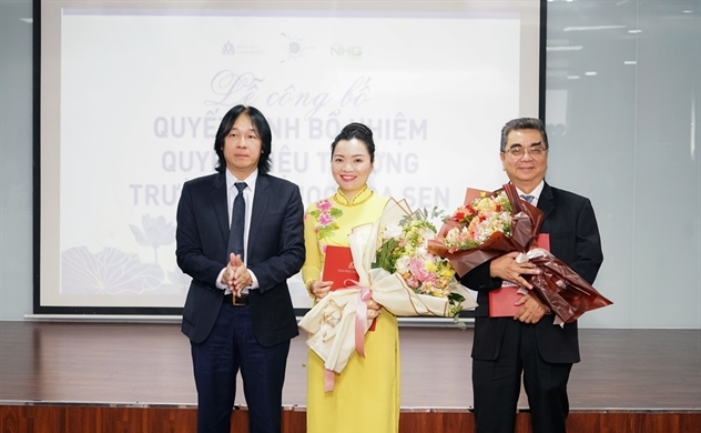 Viện sĩ, PGS.TS Nguyễn Ngọc Điện trở thành Chủ tịch Hội đồng Trường Đại học Hoa Sen
