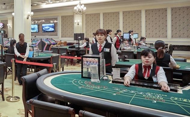 Casino operator stock skyrockets despite sustained losses