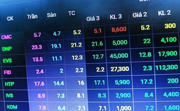 Nhà đầu tư chuyển tiền qua sàn HNX
