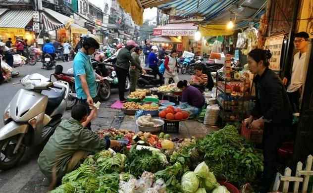 Lạm phát của Việt Nam sẽ khoảng 4% trong 2021