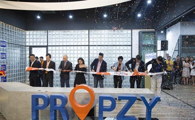 Propzy Hub ra mắt gói hỗ trợ startup Việt