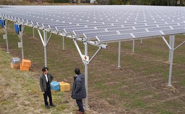 """""""Điểm sáng"""" năng lượng tái tạo sau thảm họa hạt nhân Fukushima"""