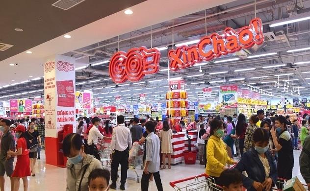 Đại siêu thị Go - Sức bật mới giúp thị trường bán lẻ Việt Nam thêm sôi động