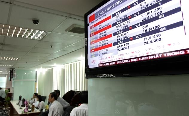 Tiềm năng tăng giá của thị trường chứng khoán vẫn còn rất lớn