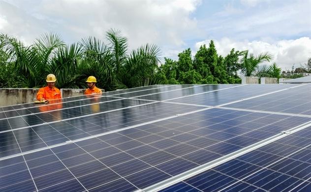 Điện mặt trời còn tiềm năng để đầu tư?